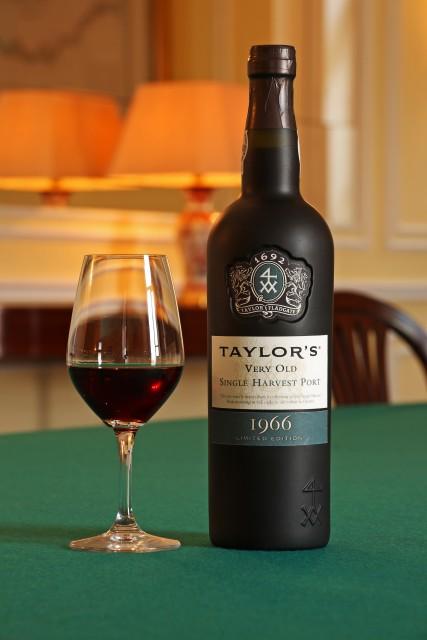Taylor's Port представляет свой очередной 50-летний порт