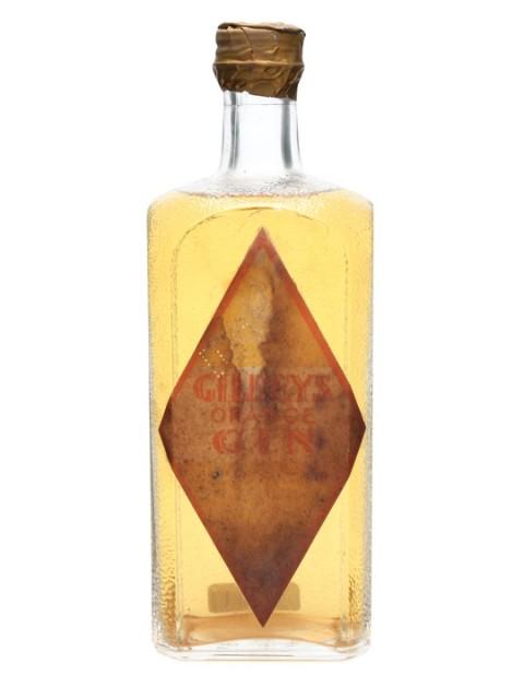 Паб предлагает редкую бутылку джина 1947 года