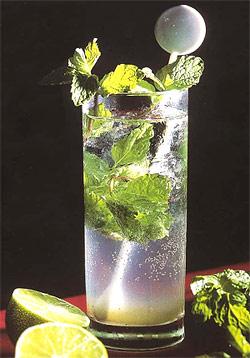 Для приготовления коктейля специально для новогоднего стола 2012...