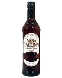 Ликер Вана Таллин Liqueur Vana Tallinn.