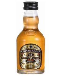 Шотландские Алкоминиатюры Чивас Ригал <br>Whisky Chivas Regal
