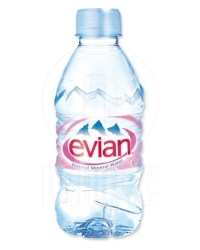 ����������� �������������� ������� ����� <br>Mineral Water Evian