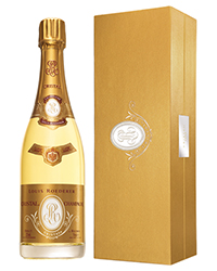 Французское Шампанское Луи Родерер Кристал Брют <br>Champagne Louis Roederer Cristall Brut