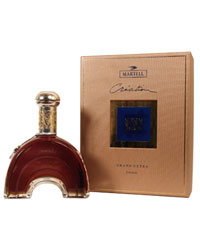 Французский Коньяк Мартель Креасьон Гранд Экстра <br>Cognac Martell Creation Grand Extra