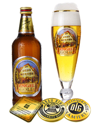 Германское Пиво Ангел Гольд (Золотой Ангел) <br>Beer Engel Engel Gold