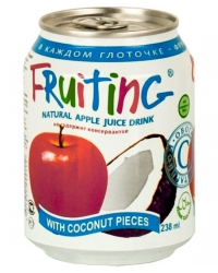 ��������� �������������� ������� ������� ������ <br>Soft drink Fruiting Apple