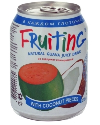 ��������� �������������� ������� ������� ����� <br>Soft drink Fruiting Guava