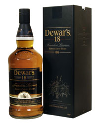Шотландский Виски Дьюарс Фаундерс Резерв 18 лет <br>Whisky Dewar`s Founders Reserve 18 years
