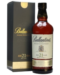 ����������� ����� ����������� ������ <br>Whisky Ballantines Aged 21 years old
