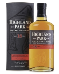 ����������� ����� ������� ���� ���� 18 ��� <br>Whisky Highland Park Malt 18 year