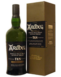 Шотландский Виски Ардбег Сингл Айла Молт <br>Whisky Ardbeg Single Islay Malt