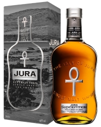 Шотландский Виски Айл оф Джура Суперстишн <br>Whisky Isle Of Jura