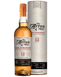 Шотландский Виски Арран Каск Стренгз <br>Whisky Arran Cask Strange 12 years