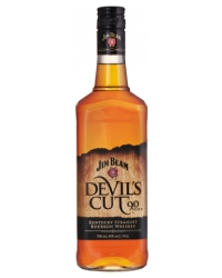 Американский Бурбон Джим Бим Дэвилз Кат <br>Bourbon Jim Beam Devil`s Cut
