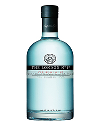 Британский Джин Лондон Джин Ко №1 Ориджинал Блу Джин <br>London Gin Co. №1 Original Blue Gin.