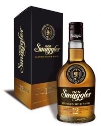 Шотландский Виски Старый Контрабандист <br>Whisky Old Smuggler 12 Y0