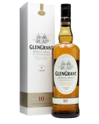 Шотландский Виски Глен Грант <br>Whisky Glen Grant Scotch Whisky 10 years old single malt