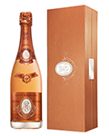 Шампанское Луи Родерер Кристал Брют 0.750 л, (BOX), розовое, брют Champagne Louis Roederer Cristall Brut