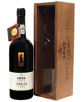 Портвейн Порто Круз Винтаж 0.750 л, (BOX) Porto Cruz Vintages