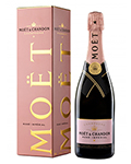 Шампанское Моэт Шандон Брют Империал Розе 0.750 л, (BOX), розовое, брют Champagne Moet & Chandon Brut Imperial Rose