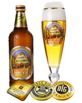 Пиво Ангел Гольд (Золотой Ангел) 0.500 л, светлое Beer Engel Engel Gold