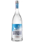 Водка Журавли 0.700 л Vodka Zhuravli