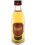 Алкоминиатюры Вильям Грантс Фамили Резерв 0.050 л Whisky Williams Grants Family Reserve
