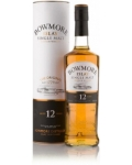 Виски Бомо 0.700 л, (туба), сингл молт Whisky Bowmore Single malt 12 years