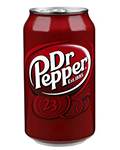 заказать Бельгийский Безалкогольный напиток Доктор Пеппер