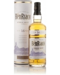 Виски Бенриах 0.7 л, (туба), сингл молт Whisky Benriach Single malt 16 years