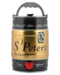 Пиво Сейнт Питерс Бест Биттер 5.000 л, светлое Beer St.Peter's
