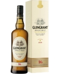 Виски Глен Грант 0.7 л, (BOX), сингл молт Whisky Glen Grant Scotch Whisky 16 years old single malt