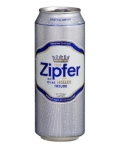 Пиво Ципфер Оригинал 0.500 л, светлое, лагер Beer Zipfer Original