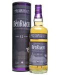 Виски Бенриах Дарк Ром 0.7 л, (туба), сингл молт Whisky Benriach Dark Rum Single malt 12 years