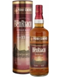Виски Бенриах Педро Химинез 0.7 л, (туба), сингл молт Whisky Benriach Pedro Ximinez Single malt 15 years
