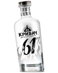 Водка Кривач 61 0.700 л Vodka Krivach 61